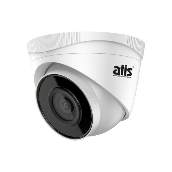 Купольная IP-видеокамера ATIS ANH-EM22-2.8 с EXIR-подсветкой до 25м
