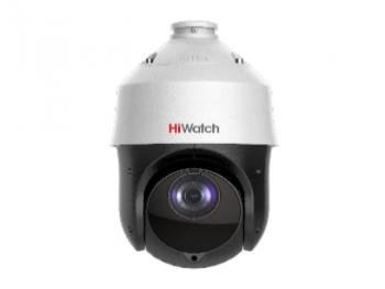 Поворотная IP-видеокамера HiWatch DS-I225(С) с EXIR-подсветкой до 100м