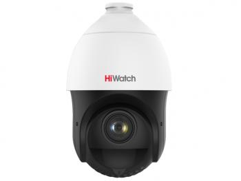 Поворотная IP-видеокамера HiWatch DS-I415 с EXIR-подсветкой до 100м