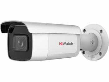 Цилиндрическая IP-видеокамера HiWatch IPC-B642-G2/ZS с EXIR-подсветкой до 60 м