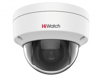 Купольная IP-видеокамера HiWatch IPC-D042-G2/S (2.8mm) с EXIR-подсветкой до 30м