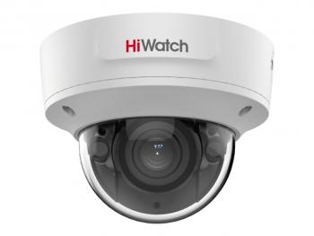 Купольная IP-видеокамера HiWatch IPC-D642-G2/ZS с EXIR-подсветкой до 40м