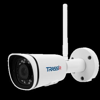 Цилиндрическая IP-видеокамера Trassir TR-D2121IR3W v2 3.6 с WiFi и ИК-подсветкой до 35 м
