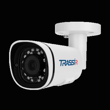 Цилиндрическая IP-видеокамера Trassir TR-D2122ZIR3 2.8-8 с ИК-подсветкой до 35 м