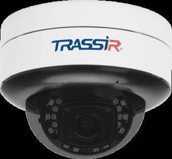 Купольная IP-видеокамера Trassir TR-D3122ZIR2 2.8-8 с ИК-подсветкой до 25 м