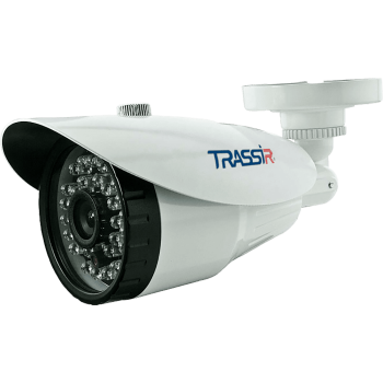 Цилиндрическая IP-видеокамера Trassir TR-D4B5-noPoE 3.6 с ИК-подсветкой до 30 м