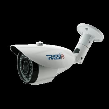 Цилиндрическая IP-видеокамера Trassir TR-D4B6 2.7-13.5 с ИК-подсветкой до 35 м