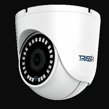 Купольная IP-видеокамера Trassir TR-D8122ZIR2 2.8-8 с ИК-подсветкой до 25 м