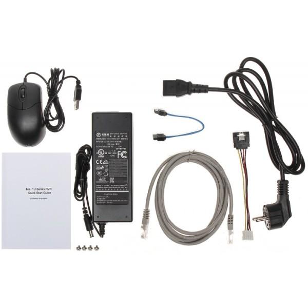 8-канальный IP-видеорегистратор с PoE портами Dahua DHI-NVR2108HS-8P-4KS2