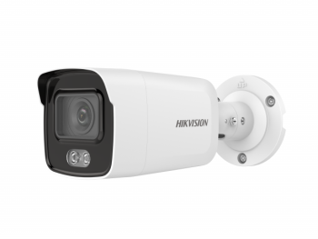 Цилиндрическая IP-видеокамера Hikvision DS-2CD2047G2-LU(4mm) с LED-подсветкой до 40м