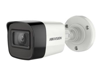 Цилиндрическая HD-TVI видеокамера Hikvision DS-2CE16D3T-ITF(6mm) с EXIR-подсветкой до 30 м