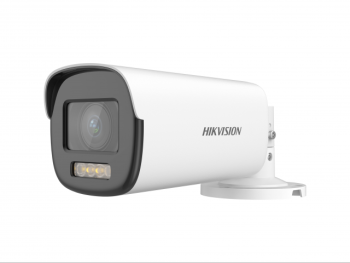 Цилиндрическая HD-TVI видеокамера Hikvision DS-2CE19DF8T-AZE(2.8-12mm) с LED подсветкой до 40 м