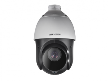 Скоростная поворотная IP-видеокамера Hikvision DS-2DE4425IW-DE(S5) 4Мп c ИК-подсветкой до 100м с Deep learning алгоритмом