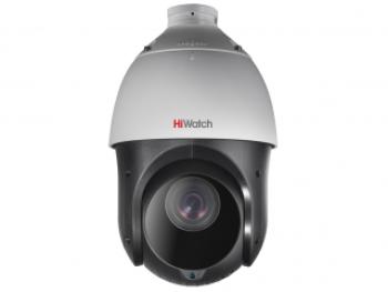 Поворотная HD-TVI видеокамера HiWatch DS-T265(C) с EXIR-подсветкой до 100м