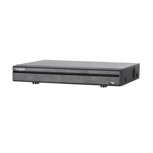 8-ми канальный гибридный видеорегистратор Dahua DHI-XVR5108H-4KL
