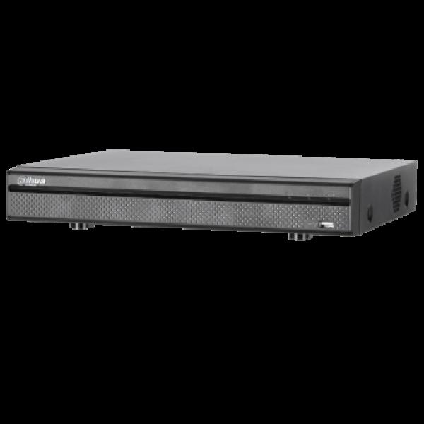 8-ми канальный гибридный видеорегистратор Dahua DHI-XVR5108H-4KL-8P