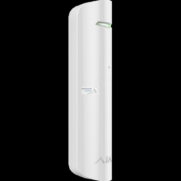 Беспроводной датчик открытия окон и дверей Ajax DoorProtect Plus white