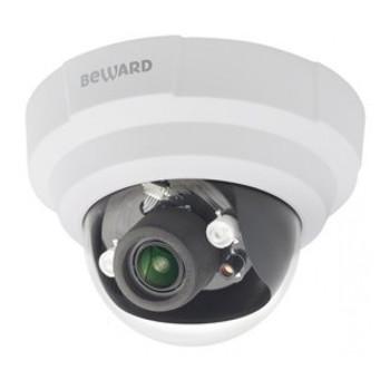 Купольная IP-видеокамера BEWARD B2710DR с ИК-подсветкой до 10 м