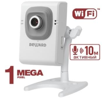 Компактная IP-видеокамера Beward B12CW