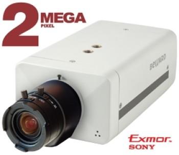 Корпусная IP-видеокамера Beward B2710