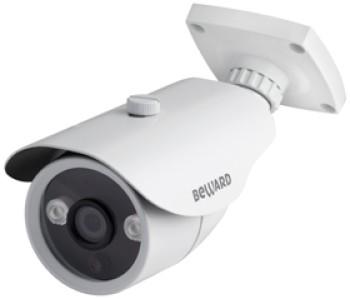 Цилиндрическая IP-видеокамера Beward B1210R (6 мм) c ИК-подсветкой до 25 м