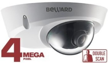 Купольная IP-видеокамера Beward BD4640DS (16 мм)