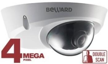 Купольная IP-видеокамера Beward BD4640DS (8 мм)