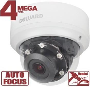 Купольная IP-видеокамера Beward BD4685DVZ с ИК-подсветкой до 50 м