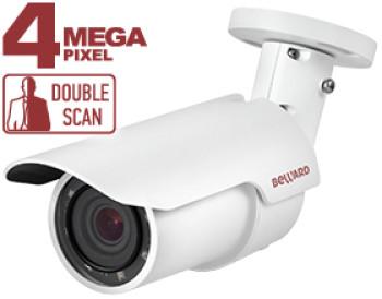 Цилиндрическая IP-видеокамера Beward BD4685RV с ИК-подсветкой до 50 м