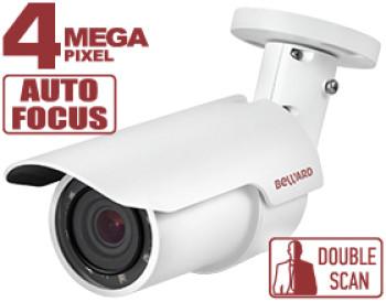 Цилиндрическая IP-видеокамера Beward BD4685RVZ с ИК-подсветкой до 50 м