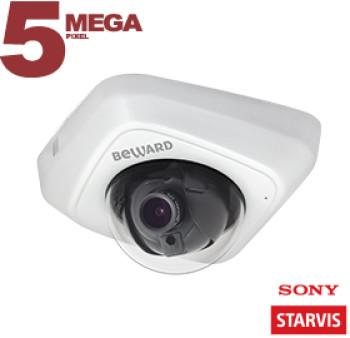 Купольная IP-видеокамера Beward SV3210D (2.8мм)