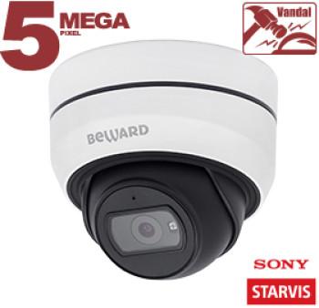 Купольная IP-видеокамера Beward SV3210DB (3,6 мм) с ИК-подсветкой до 25 м