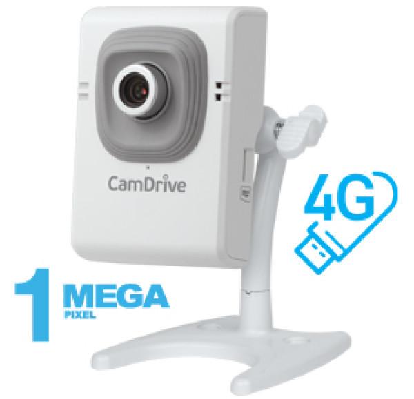 Компактная IP-видеокамера Beward CD300-4G
