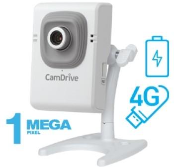 Компактная IP-видеокамера Beward CD300-4GM
