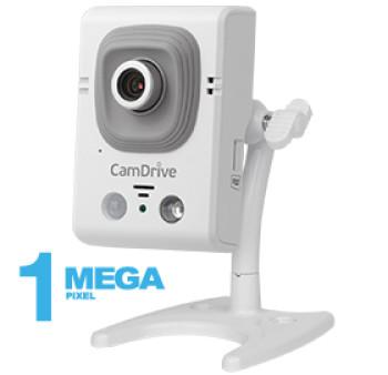 Компактная IP-видеокамера Beward CD310 с ИК-подсветкой до 8 м