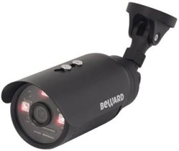 Цилиндрическая IP-видеокамера Beward N600 с ИК-подсветкой до 15 м