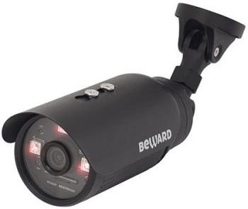 Цилиндрическая IP-видеокамера Beward CD600 с ИК-подсветкой до 15 м