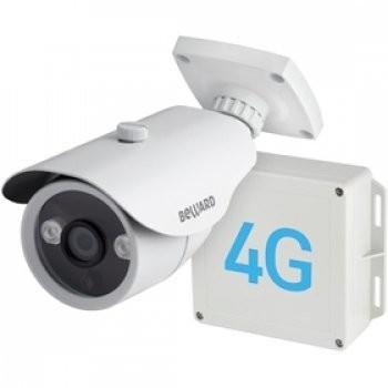 Цилиндрическая IP-видеокамера BEWARD CD630-4G (6мм) с ИК-подсветкой до 25 м