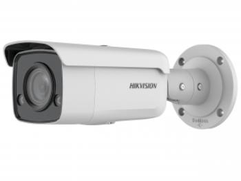 Цилиндрическая IP-видеокамера Hikvision DS-2CD2T47G2-L(C)(4mm) с LED-подсветкой до 60м
