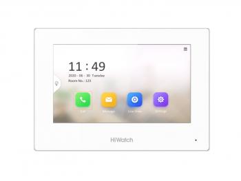 Монитор IP-видеодомофона HiWatch VDP-H3211W