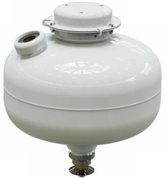 Модуль пожаротушения тонкораспылённой водой Источник Плюс МУПТВ(С)-13,5-ГЗ-ВД (tºC=-30)