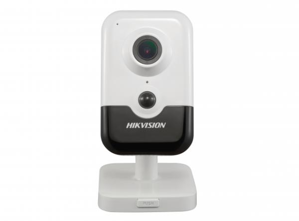 Компактная IP-видеокамера DS-2CD2423G0-IW(4mm)(W) с W-Fi и EXIR-подсветкой до 10 м