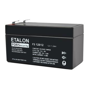 Аккумулятор 12V 1.2Ah ETALON FS 12012