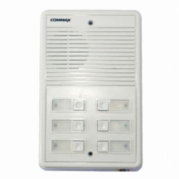 Вызывная панель аудиодомофона Commax DR-601MS