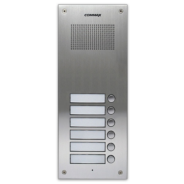 Вызывная панель аудиодомофона Commax DR-6UM