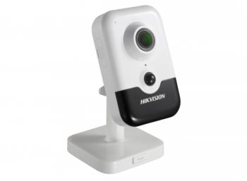 Компактная IP-видеокамера Hikvision DS-2CD2443G0-IW(2.8mm)(W) с W-Fi и EXIR-подсветкой до 10м