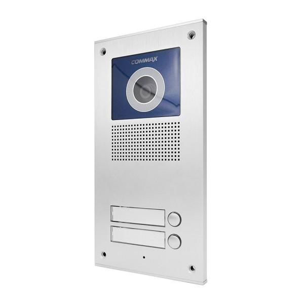 Вызывная панель видеодомофона Commax DRC-2UC/410