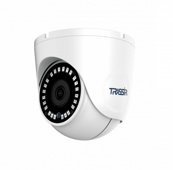 Купольная IP-видеокамера Trassir TR-D8151IR2 (3.6мм) и ИК-подсветкой до 25 м