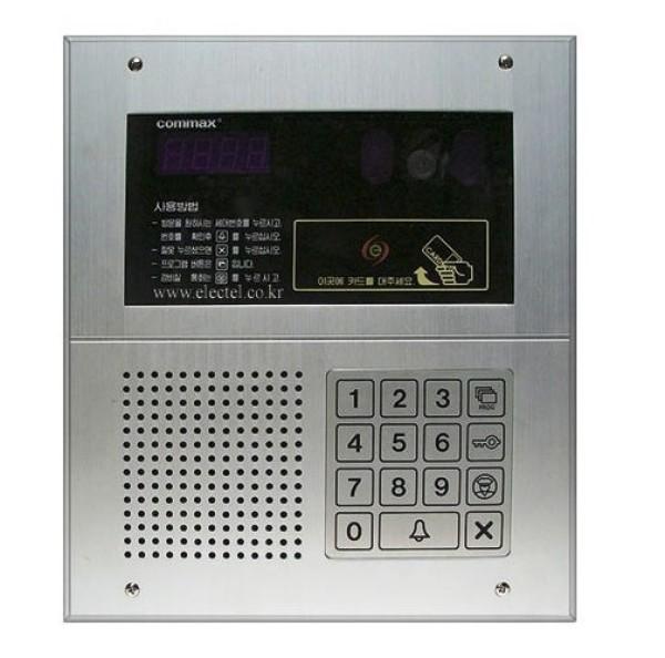 Вызывная видеопанель Commax DRC-481LC/RF