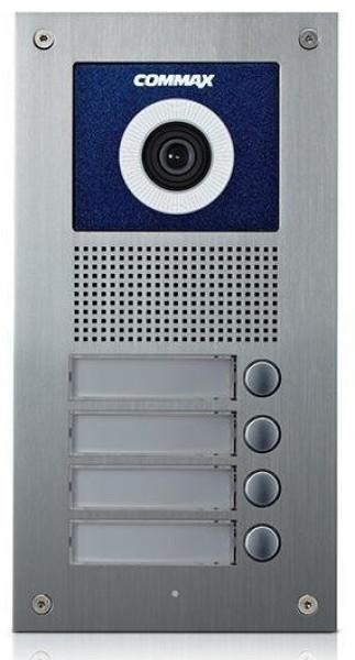 Вызывная панель видеодомофона Commax DRC-4UC/410